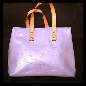 Authentic Louis Vuitton Vernis PM Reade lavender